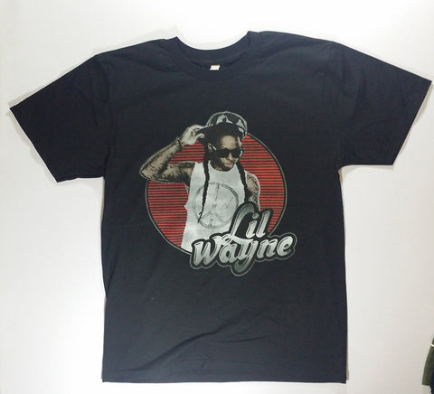 Lil Wayne - Peace Sign Shirt