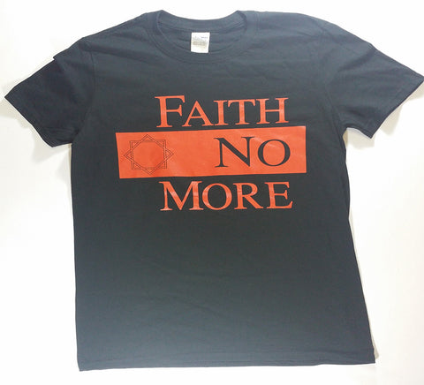 Faith No More - Red Eight Point Star Shirt