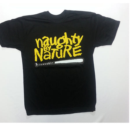Naughty By Nature - Baseball Bat Down Wit O.P.P. Shirt