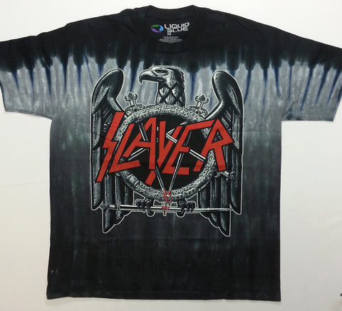 Slayer - Iron Eagle Liquid Blue Shirt