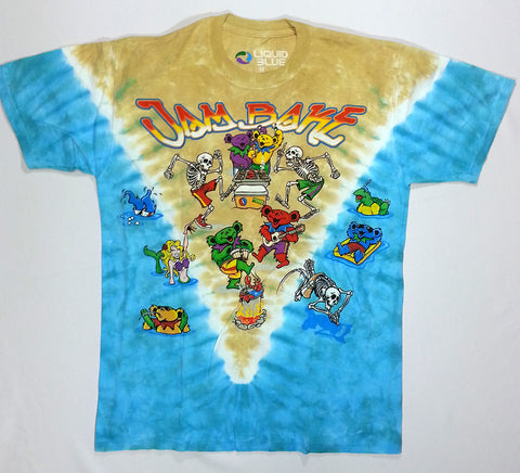 Grateful Dead - Jam Bake V Liquid Blue Shirt