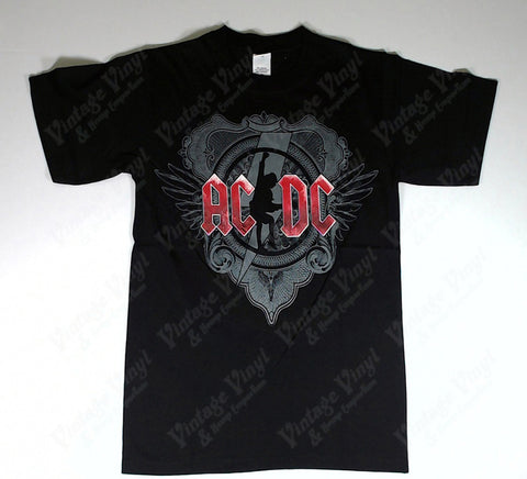 AC/DC - Black Ice Tour Shirt