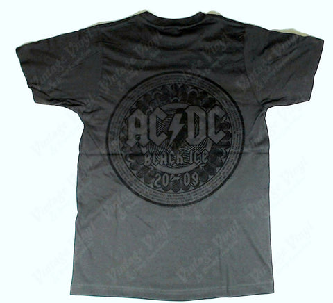 AC/DC - Black Ice Grey Shirt