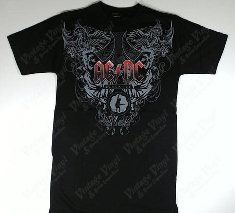 AC/DC - Black Ice Shirt