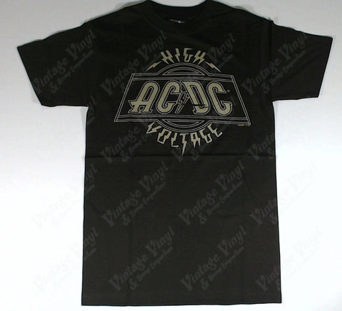 AC/DC - High Voltage Brown Shirt