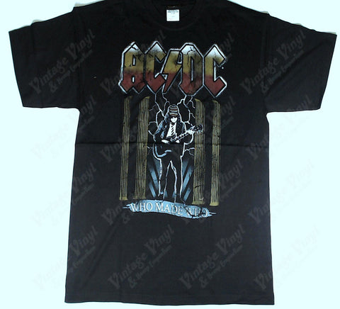 AC/DC - Who Made Who Shirt