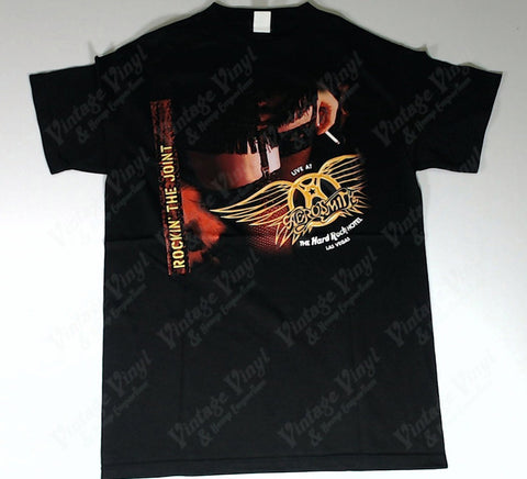 Aerosmith - Rockin the Joint Live At The Hard Rock Hotel Shirt