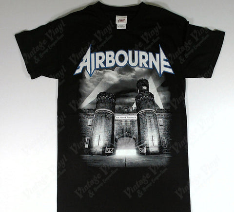 Airbourne - Prison Shirt