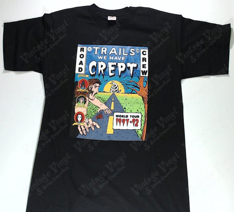 Metallica - Trails We Have Crept World Tour '91-'92 Shirt