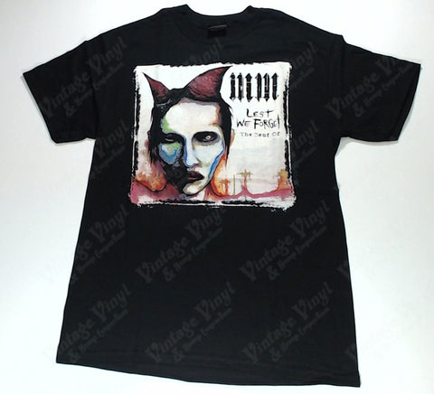 Manson, Marilyn - Lest We Forget Shirt