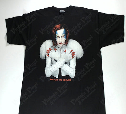 Manson, Marilyn - Rock is Dead Shirt