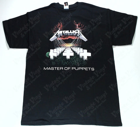 Metallica - Master Of Puppets Shirt
