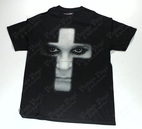 Ozzy - Face In Cross Shirt
