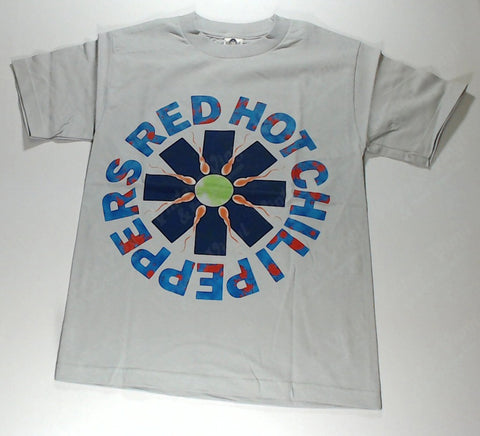 Red Hot Chili Peppers - Asterisk Sperm And Egg Grey Shirt