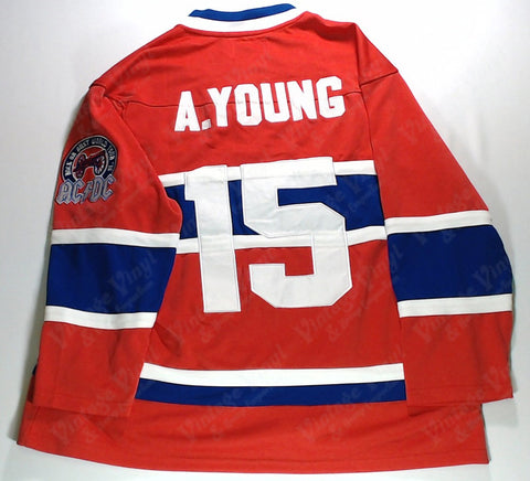 "AC/DC - ""Montreal Canadiens"" Hockey Jersey"