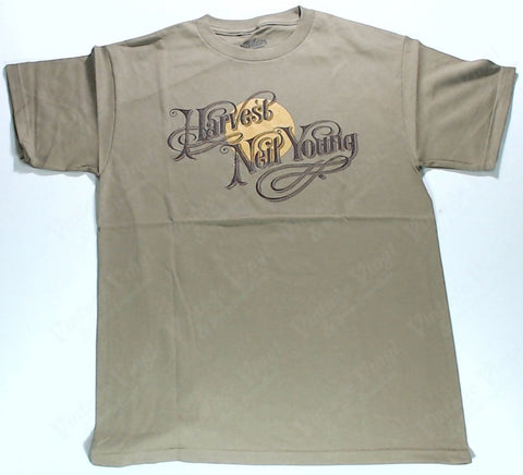 Young, Neil - Harvest Brown Shirt