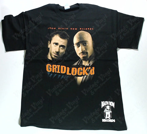 Death Row Records - Gridlock'd Shirt
