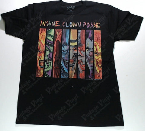 Insane Clown Posse - Clown Panels Shirt