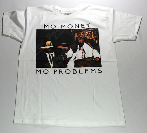 Notorious B.I.G. - Mo Money Mo Problems White Shirt