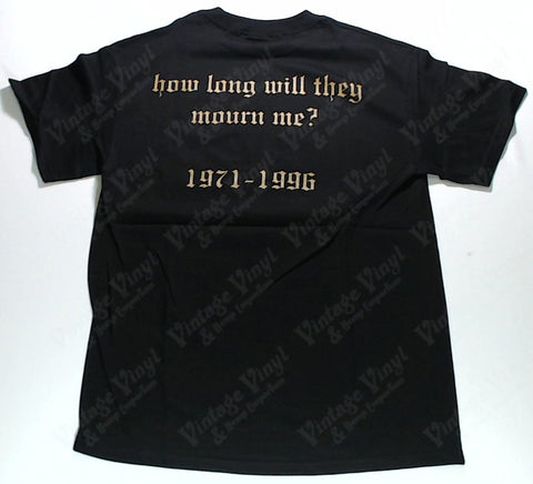 Tupac - How Long Will They Mourn Me? '71-'76  Shirt