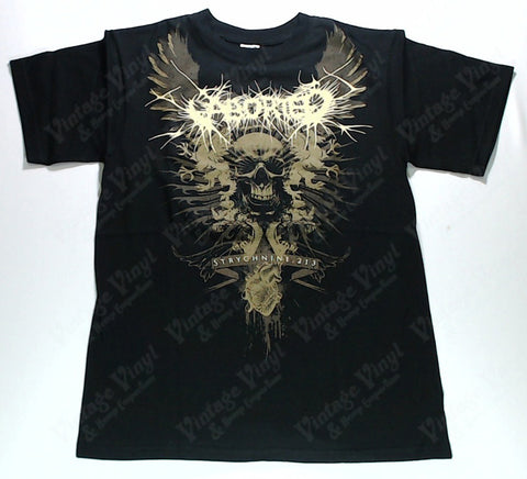 Aborted - Winged Skull Shirt