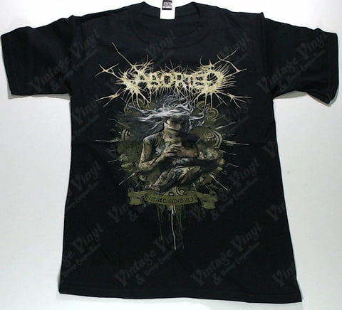 Aborted - Strychnine.213 Woman Bound Shirt