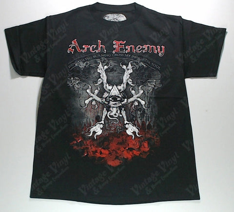 Arch Enemy - Grey and Red Monster Shirt