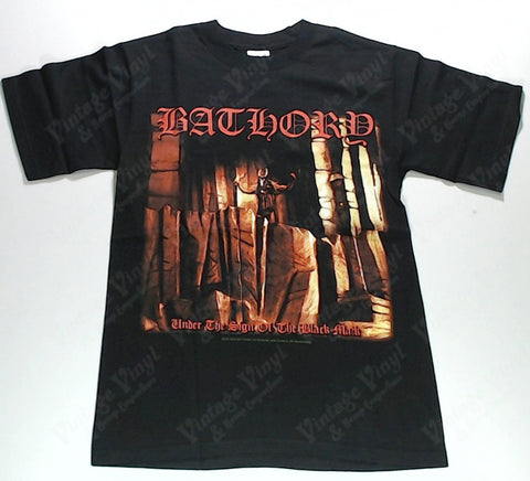 Bathory - Under The Sign Of The Black Mark Shirt