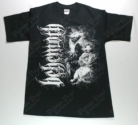 Behemoth - White Figures Eyes Scratched Out Shirt