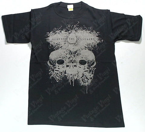 Beneath The Massacre - Gas Masks Shirt