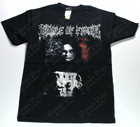 Cradle Of Filth - Smoke and Fire Chalice Black Is My Heart Shirt