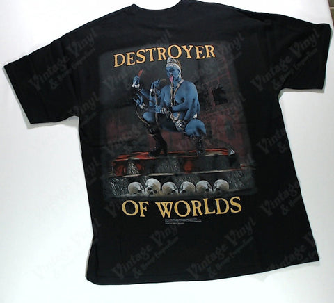 Cradle Of Filth - Kali Goddess Destroyer Of Worlds Shirt