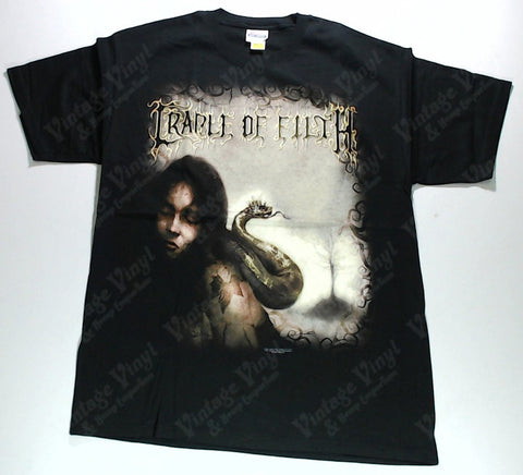 Cradle Of Filth - Snake Girl Shirt