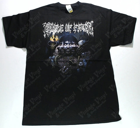 Cradle Of Filth - Multi-Faces Shirt