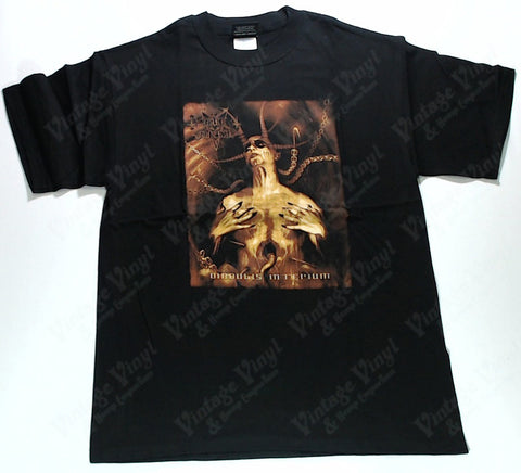 Dark Funeral - Horned Demon With Chains Shirt