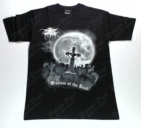 Darkthrone - Wisdom Of The Dead Full Moon Cemetery Shirt
