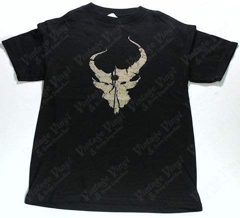 Demon Hunter - Gold Logo Shirt
