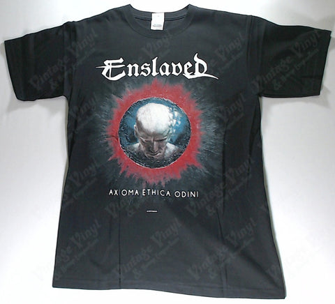 Enslaved - Axioma Ethica Odini Floating Head Shirt