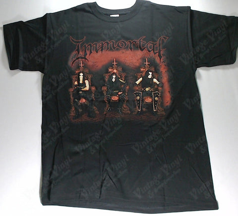 Immortal - Demons Of Metal Thrones Shirt