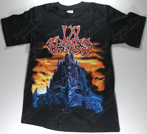 In Flames - Blue Fortress Shirt