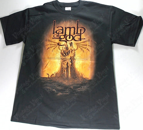 Lamb Of God - Dead Hand Out Of Soil Shirt