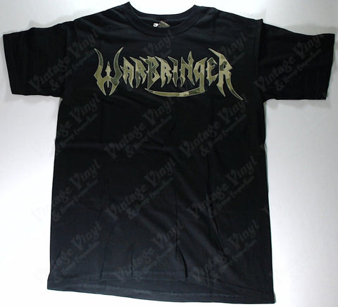 Warbringer - Camo Logo Total F**king War! Shirt