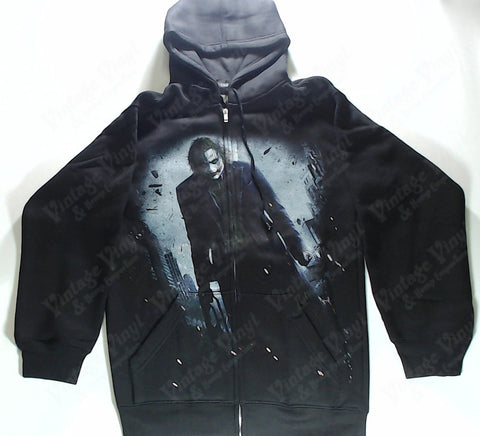 Batman - Joker Standing Zip-Up Hoodie