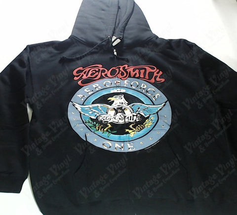 Aerosmith - Aeroforce Zip-Up Hoodie