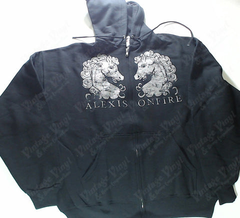 Alexisonfire - Horses Zip-Up Hoodie