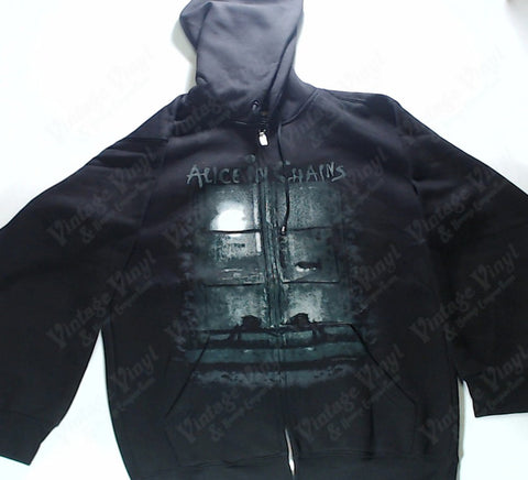 Alice in Chains - A Looking in View Zip-Up Hoodie