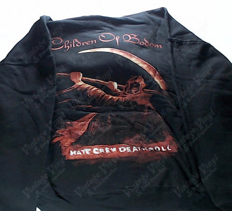 Children Of Bodom  - Red COBHC Hoodie