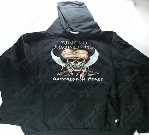 Dayglo Abortions - Armageddon Feast Hoodie