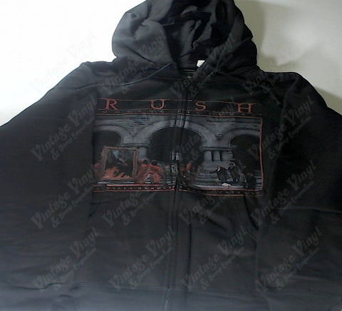 Rush - Moving Pictures Zip-Up Hoodie