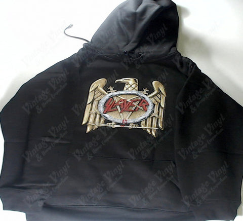 Slayer - Gold Eagle Hoodie